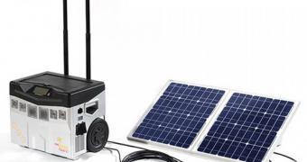 Générateur solaire